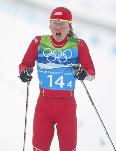 2010 Olympic XC Women's Relay – Norway Golden Again, Canada and USA