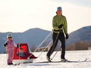 Kids and families are welcome. [P] Trapp Family Lodge