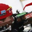 Germany Arnd Peiffer shot clean for the win. [P] Nordic Focus