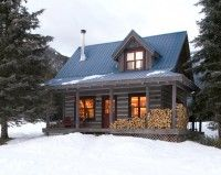 2nd Prize – Nipika 4-nights for 2 people in luxurious cabin, including Trail Fees
