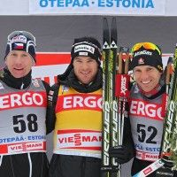 (l-r) Bauer, Cologna and Kershaw [P] Nordic Focus
