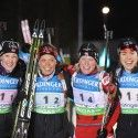 (l-r) Horn, Ringen, Berger and Solemdal [P] Nordic Focus