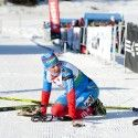 Marina Korovina from Russia wins spint gold [P] Pam Doyle