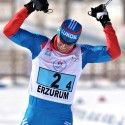 FIS junior world ski championships cross-country, relay men, Erzurum (TUR)