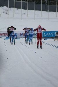 Finlandia Hiihto men's finish [P] FIS