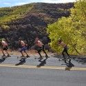 The boys train headed up the pass [P] Holly Brooks