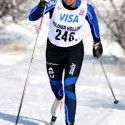 Rosie Brennan (APU Nordic Ski Center) [P] Ian Harvey