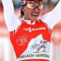 FIS world cup cross-country, tour de ski, pursuit women, Cortina-Toblach (ITA)