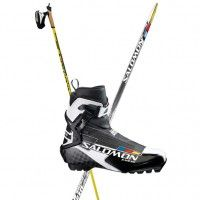1st Prize - Salomon SLab package skis, poles, boots, bindings (value $1,497)