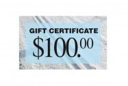 8th Prize - Fresh Air Experience or High Peaks Cyclery Gift Certificate (value $100)