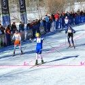 Men's finishl ine - SVNF Boulder Mountain Tour 2013 [P] Nils Ribi