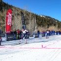 Women's finish line - SVNF Boulder Mountain Tour 2013 [P] Nils Ribi