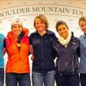 Women - SVNF Boulder Mountain Tour 2013 [P] Nils Ribi