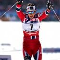 Marit Bjoergen (NOR) wins... [P] Nordic Focus