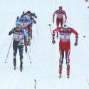 (l-r) Poltoranin and Northug [P] Nordic Focus