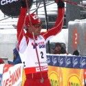 World Cup win in Oberhof [P] Egon Theiner