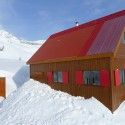 The Moloch Hut - Ruedi and Nicoline's other Hut in the Selkirks - hut to hut skiing too! [P] Devon Kershaw