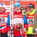 The Season for Team Canada wasn't the 14 podiums of 2011/12 - but Alex threw down big time in the Classic Sprint at World Championships - winning a historic bronze! We still got' it!! [P] Nordic Focus