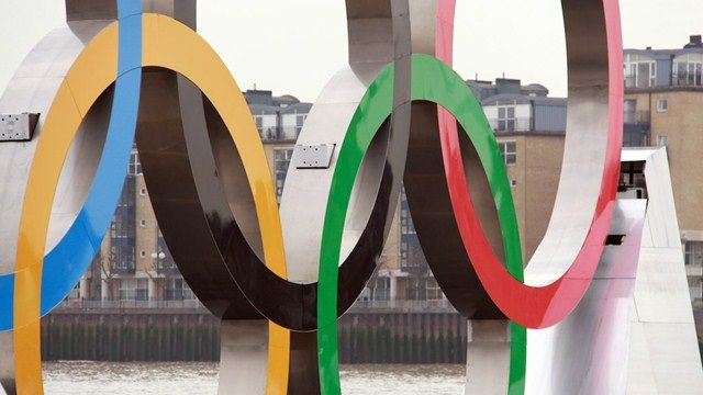 Olympic rings [P] IOC