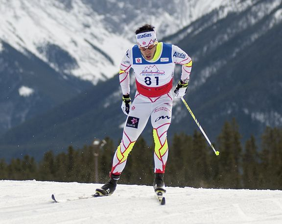 Brian McKeever (CAN) [P] Pam Doyle