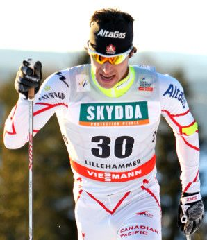FIS world cup cross-country, 15km men, Lillehammer (NOR)