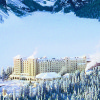 1st Prize - Fairmont Chateau Lake Louise – XC Ski 3-night luxury package w/breakfast & Sp