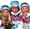 XXII. Olympic Winter Games Sochi 2014, cross-country, 30km women, Sochi (RUS)
