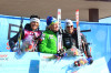 Women's podium [P] Worldloppet