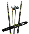 1st Prize – Fischer 13/14 Speedmax Skis, Bindings, Poles