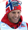 Martin Johnsrud Sundby (NOR)...the smile of a winner [P] Nordic Focus
