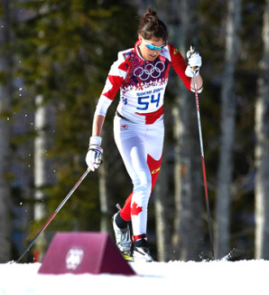 XXII. Olympic Winter Games Sochi 2014, cross-country, 10km women, Sochi (RUS)