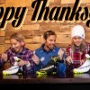 Fischer Sport Thanksgiving