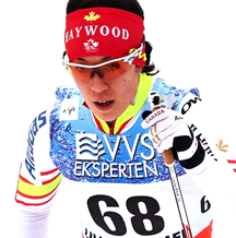 FIS world cup cross-country, pursuit women, Lillehammer (NOR)