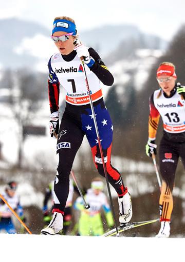 Sadie Bjornsen (US) [P] Nordic Focus