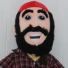Cable 2015's mascot will be a lumberjack called Tim Burr, in a nod towards the area's history in the timber industry. [P]Cable 2015