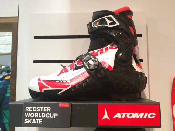Atomic Worldcup Redster Boot copy