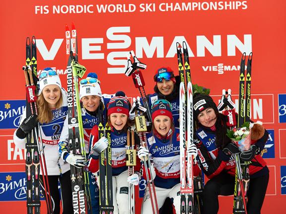 Final podium [P] Nordic Focus