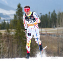 Ivan Babikov at Frozen Thunder qualifier [P] Pam Doyle