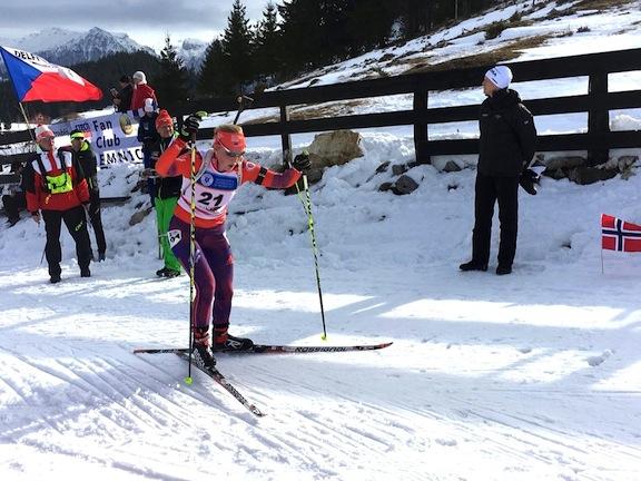 Maddie Phaneuf [P] US Biathlon