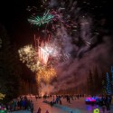Canmore fireworks [P] Pam Doyle