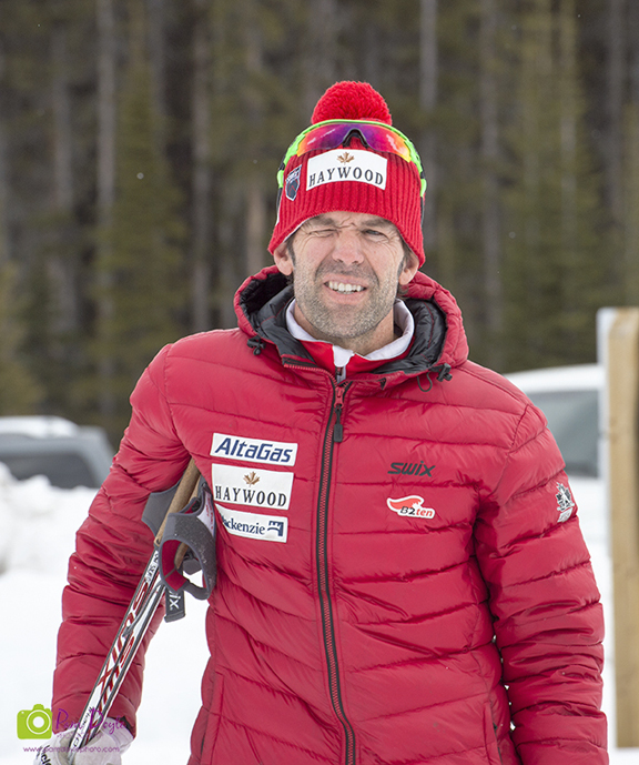 Justin Wadsworth at SkiTour Canada 2016 [P] Pam Doyle