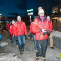 Rosanna Crawford and Scott Gow lead the Canadian contingent [P] Pam Doyle