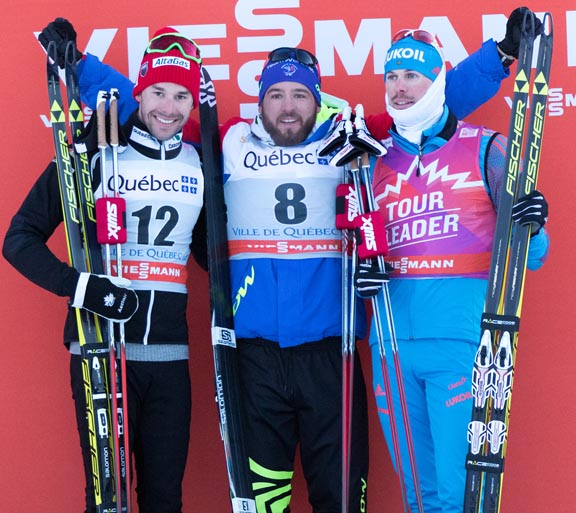 Men's final podium [P] Reese Brown