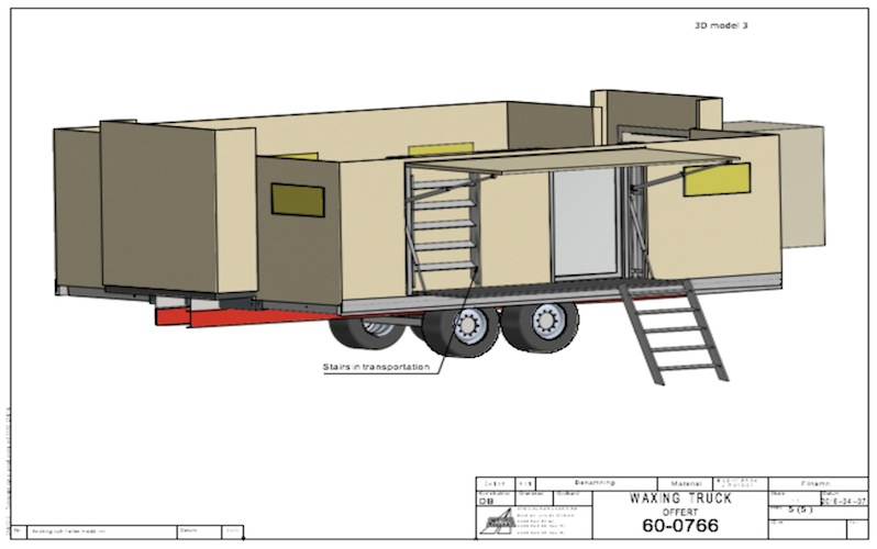 US wax truck drawing [P] courtesy of USSA