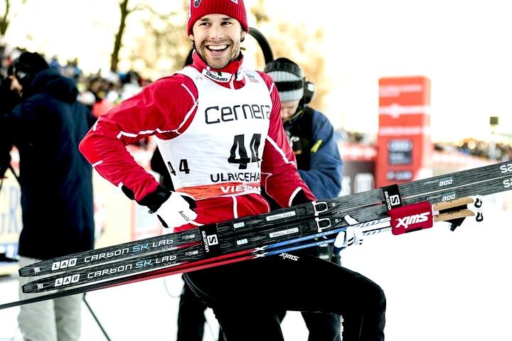 Alex Harvey (CAN) [P] Nordic Focus