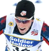 Patrick Caldwell will lead a team of 10 Americans at the USANA FIS Nordic Junior World Ski Championships Jan. 30 through Feb. 5 in Utah [P] USSA