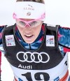 04.01.2017, Oberstdorf, Germany (GER): Kikkan Randall (USA) - FIS world cup cross-country, tour de ski, pursuit women, Oberstdorf (GER). www.nordicfocus.com. © Modica/NordicFocus. Every downloaded picture is fee-liable.
