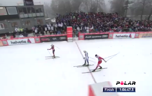 Photo finish with Halfversson and Valjas [P]