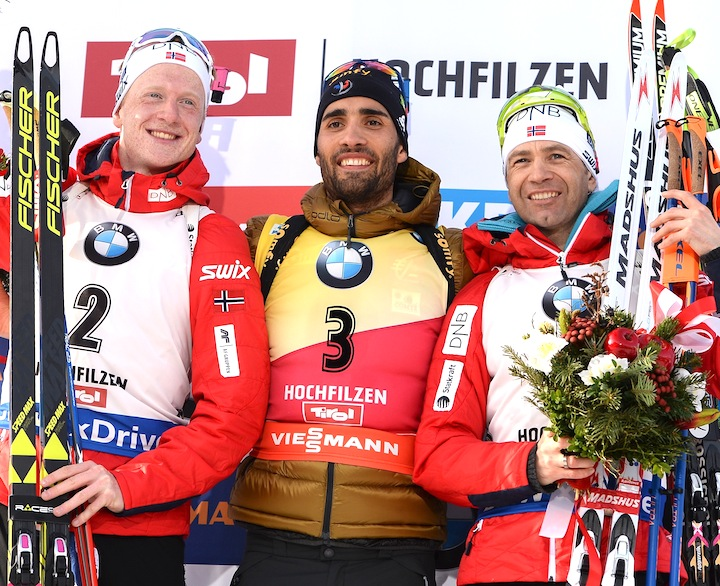 Final podium [P] Nordic Focus