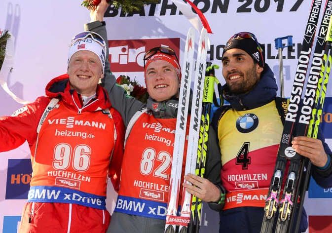 Men's podium [P] Nordic Focus
